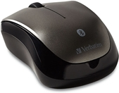 Verbatim Bluetooth Wireless Tablet Multi Trac Blue LED Mouse - Graphite